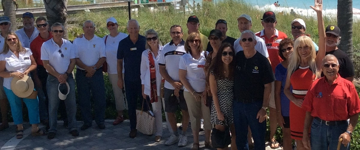 Palm Beach Chapter visits the Citrus Grill House Vero Beach for lunch