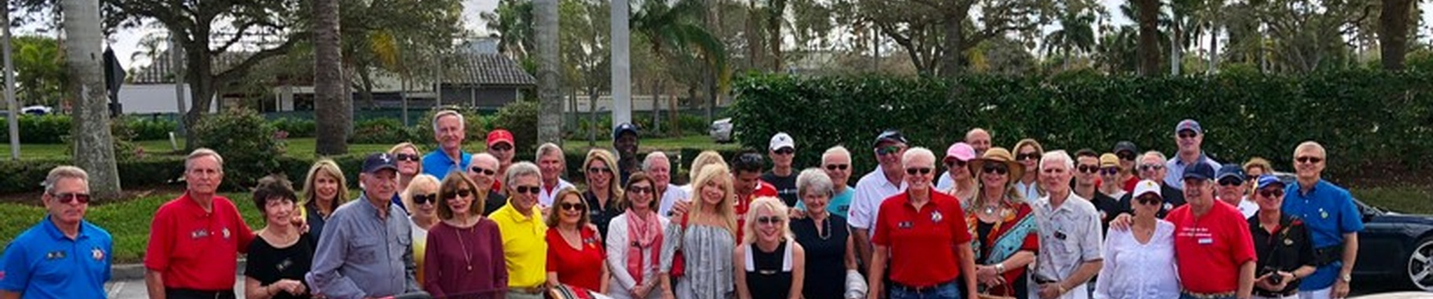 Palm Beach Chapter Rally